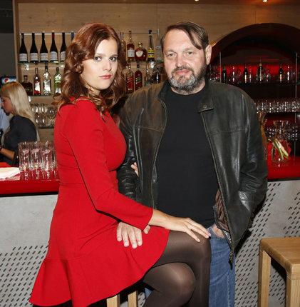 Ornella s manželem Pepou Koktou.