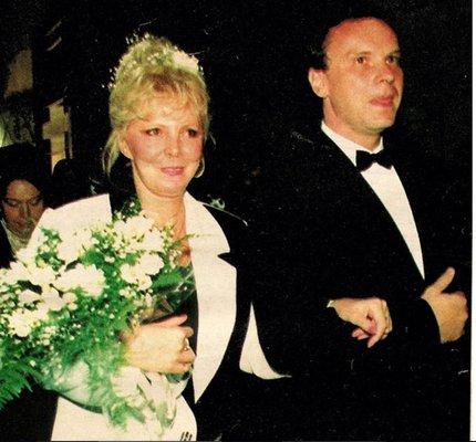Zagorová s Margitou se brali před pětadvaceti lety.