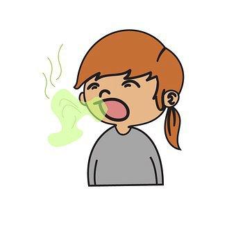špatný dech