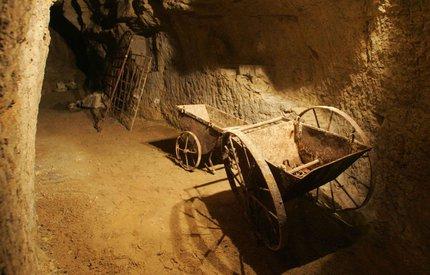 Katakomby v Mělníku