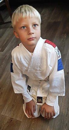 Theodor chodí i na judo