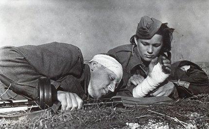 Paní Jarmila v dubnu 1943