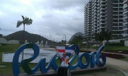 Účastnila se i Paralympiády v Riu 2016