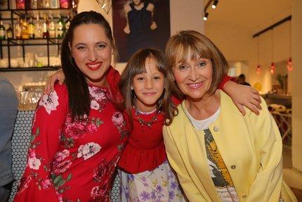 S dcerou a vnučkou
