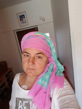 Sausen během chemoterapie
