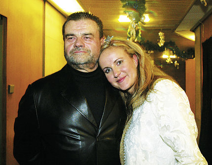 Vendula Svobodová a Karel Svoboda