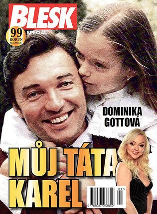 Dominika Gottová - kniha