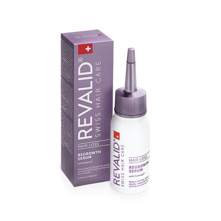 Švýcarská vlasová kosmetika Revalid®