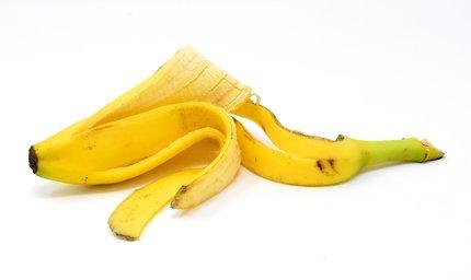 Banánová slupka