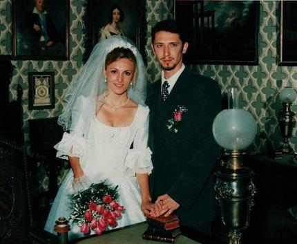 Milan Deutsch - svatba