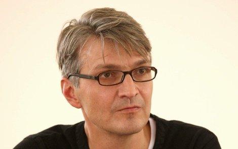 Jan Svěrák che být světově proslulým režisérem, Česko je mu malé.
