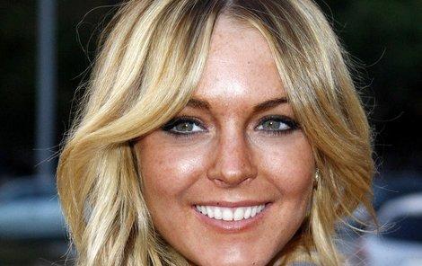 Lindsay má vždy dokonale upravený účes.