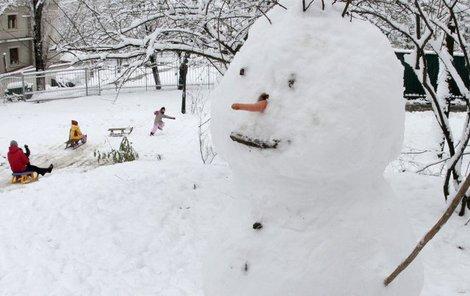 Na horách bude sněhu více!