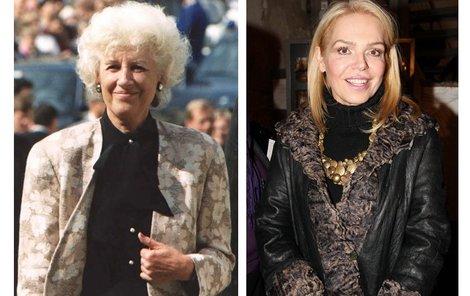 Olga a Dagmar