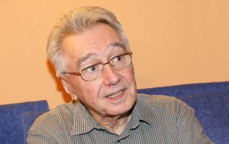 Josef Zíma oslavil 85. narozeniny..