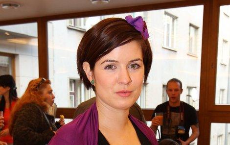 Zuzana Norisová přibrala