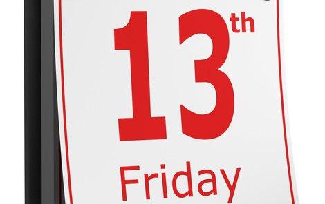 Pátek třináctého je spojen s řadou mýtů, pověstí a strašidelných historek. A lidé si myslí, že je tento den čeká jen samá smůla. Jsou to oprávněné obavy?