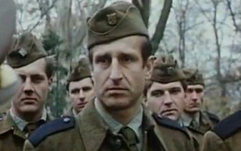 Václav Vydra ve snímku Černí baroni.