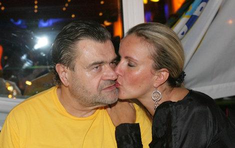 Vendula s Karlem