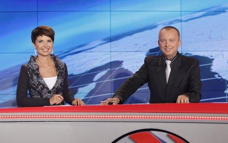 Markéta Fialová a Karel Voříšek