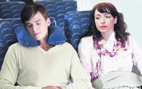 Tatiana Vilhelmová s Vojtou Dykem prožili zpackanou dovolenou.