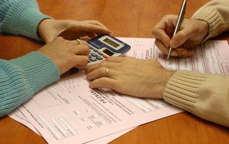 Na nic nečekejte a začněte se zabývat svými daněmi!