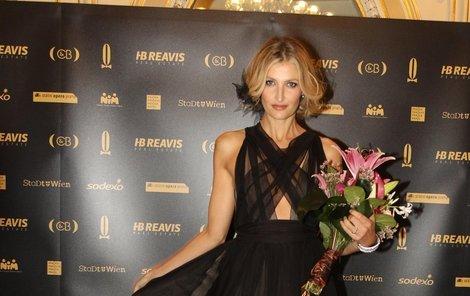 Nejkrásnější hvězda - Tereza Maxová, symbol elegance i smyslné krásy.