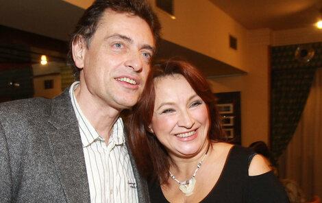 Zlata Adamovská přišla na premiéru s exmanželem Vadimem Petrovem.