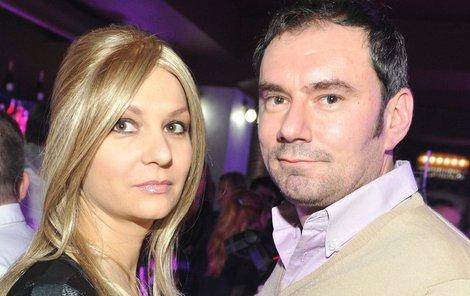 Jana Ridi s manželem
