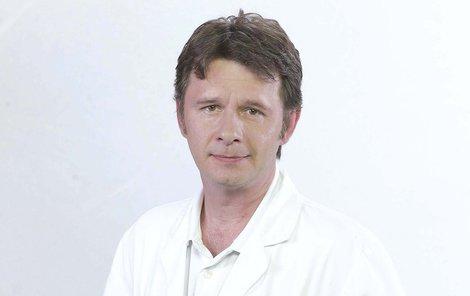 Jan Šťastný v seriálu vůbec umřít nemusel. Scénáristé chtěli jenom zdramatizovat děj.