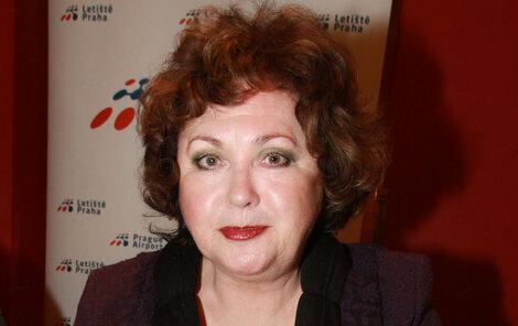 Naďa Konvalinková své letošní 65. narozeniny slavit nebude.