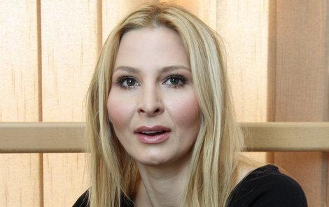 Ivana Gottová Marešové žádnou cestičku nevyšlapala, dokonce se ani jejích kamerových zkoušek nezúčastnila.