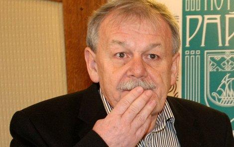 Karel Šíp je v balíku
