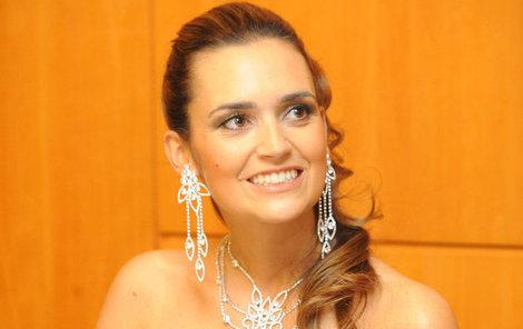 Daniela Písařovicová v soutěži krásy neuspěla.
