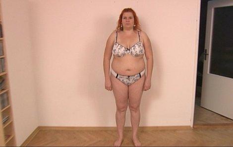 Iva musí zhubnout!