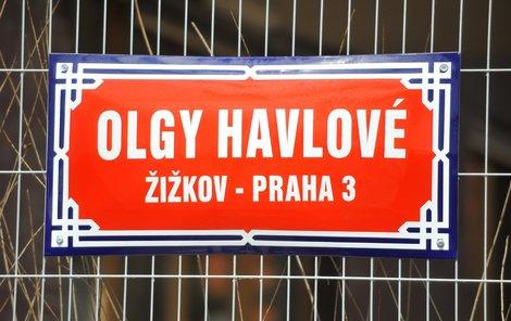 Ulice pro Olgu