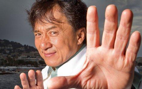 Jackie Chan už nechce natáčet akční snímky