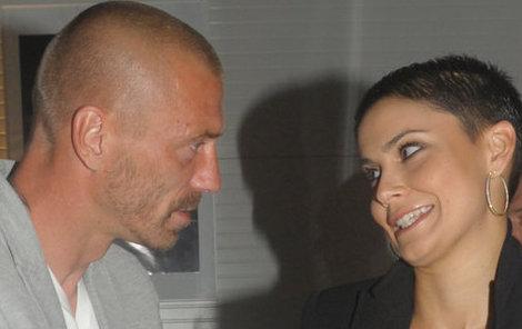 Vlaďka Erbová s Tomášem Řepkou