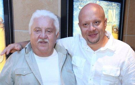 Otec a syn Labudovi