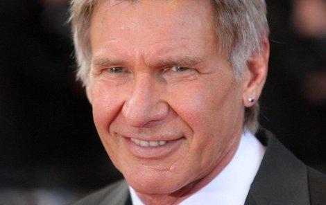 Harrison Ford skončil v nemocnici
