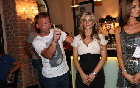 Monika Marešová si zahrála ve videoklipu Zdeňka Style Hrubého