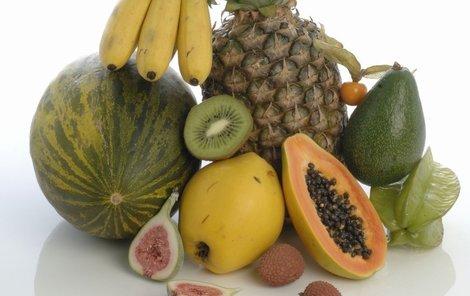 Dbejte na zdravou výživu