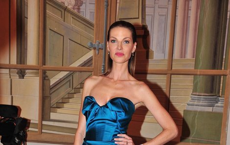 Pavlína Němcová dorazila na Elite Model Look s náplastí