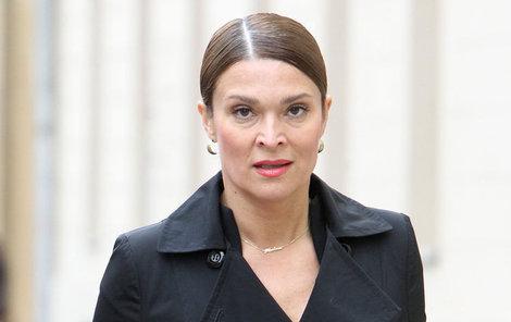 Mahulena Bočanová dostala kopačky.