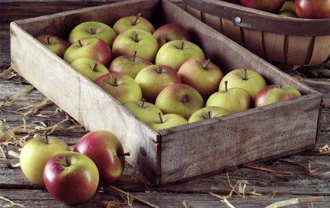 Co s přebytečnými jablky?