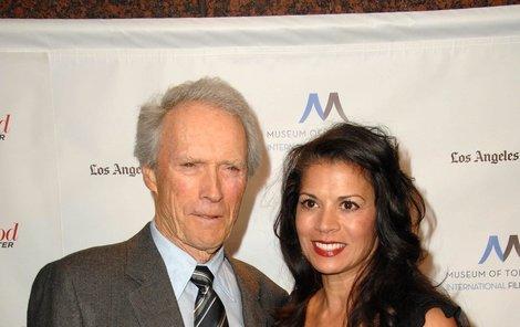 A taková to byla láska. Clint Eastwood a jeho Dina.
