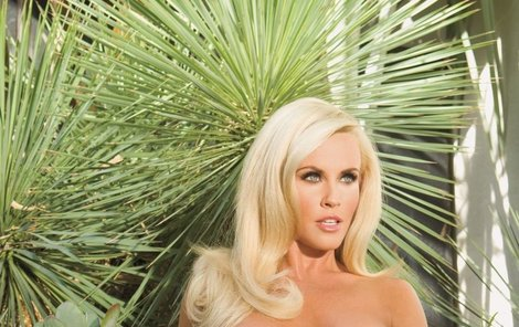 Jenny McCarthy už posedmé nafotila akty pro Playboy.