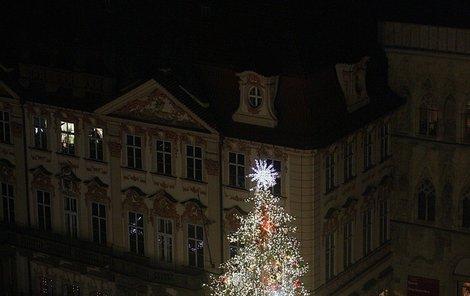 Ve většině měst v Česku se právě tento víkend rozsvítí vánoční strom.