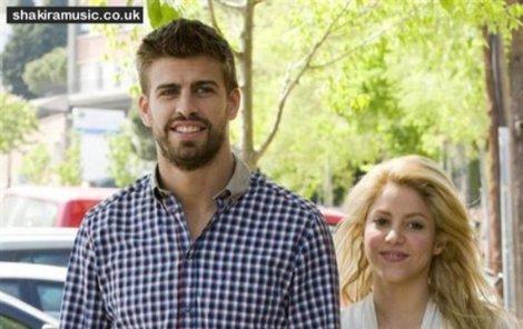 Pique a Shakira.