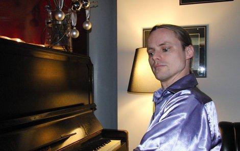Petr Bazala miluje hudbu celým srdcem.
